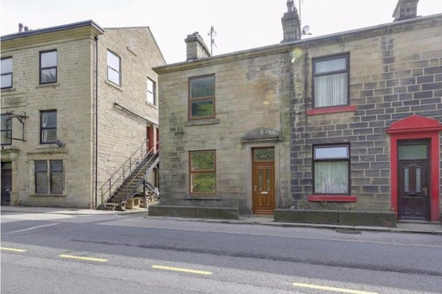 Thumbnail End terrace house for sale in Market Street, Bacup