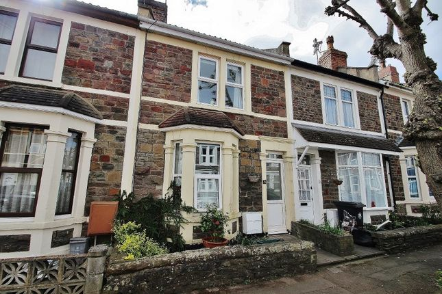 Thumbnail Terraced house for sale in Lawn Road, Fishponds, Bristol