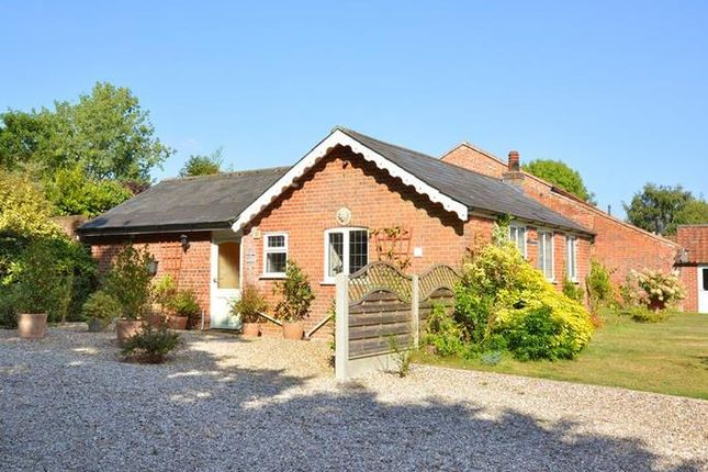 1 bed detached bungalow to rent in Haveringland, Norwich NR10