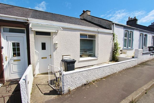 Thumbnail Terraced house for sale in 13 Clenoch Street, Stranraer