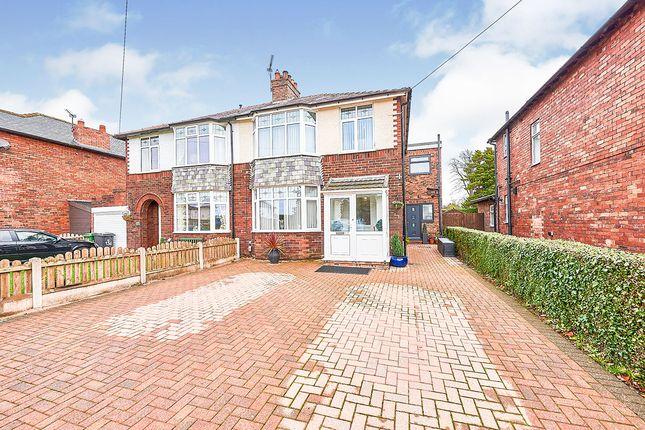 Thumbnail Semi-detached house for sale in Kingstown Road, Carlisle, Cumbria
