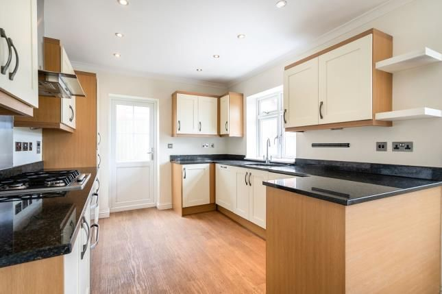 Kitchen of Goring Road, Steyning, West Sussex, England BN44