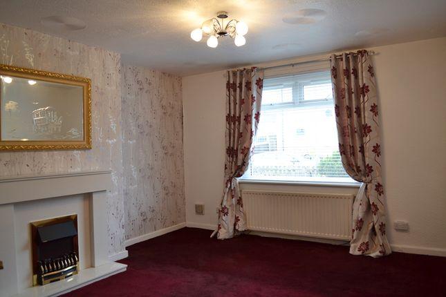 Lounge  of Bent Crescent, Fallside, Uddingston G71