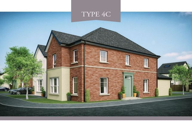 Thumbnail Detached house for sale in - Type C Lynn Hall Park, Rathgael Road, Bangor