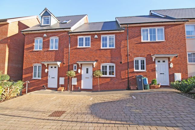 Thumbnail Terraced house for sale in Old Park Avenue, Pinhoe, Exeter