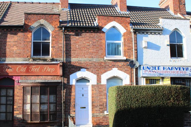 Thumbnail Terraced house for sale in Highfield Road, Doncaster