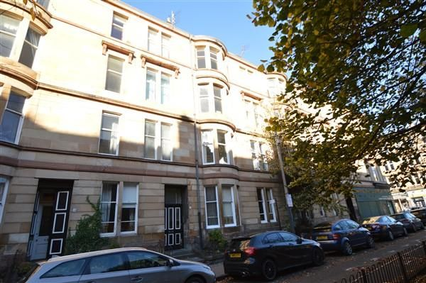 Thumbnail Flat for sale in Barrington Drive, Woodlands, Glasgow