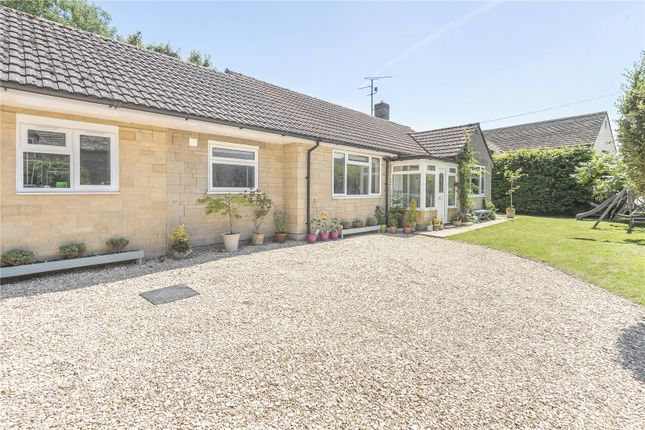 Thumbnail Bungalow for sale in Poulton, Cirencester