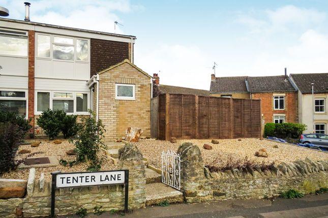 Thumbnail Semi-detached house for sale in Tenter Lane, Finedon, Wellingborough