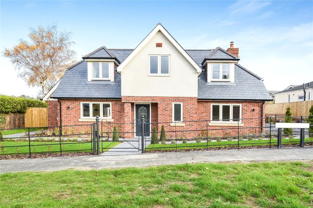 Thumbnail Detached house for sale in Broad View Lane, Winchester, Hampshire