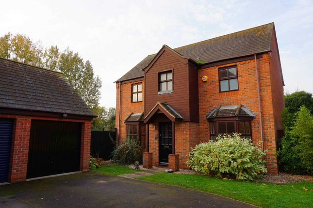 Thumbnail Detached house to rent in Wolston Meadow, Middleton, Milton Keynes.
