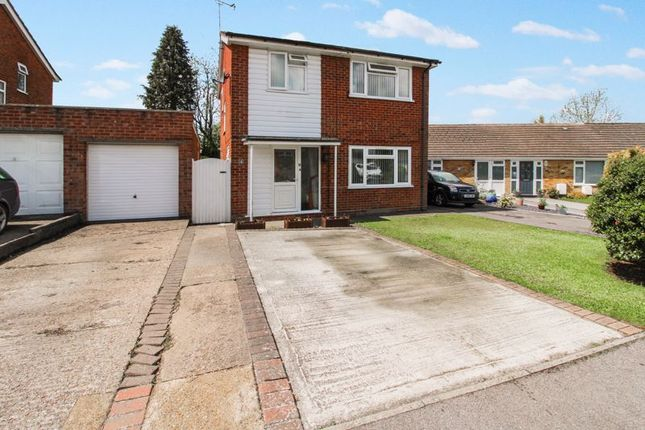 Thumbnail Detached house for sale in Honeysuckle Road, Widmer End, High Wycombe