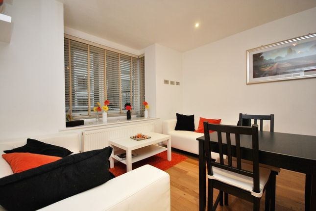 Thumbnail Property to rent in Somers Crescent, London