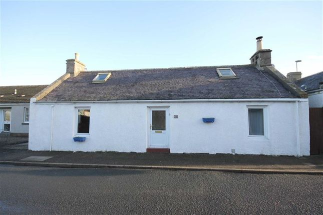 Thumbnail Cottage for sale in Harbour Street, Hopeman, Elgin