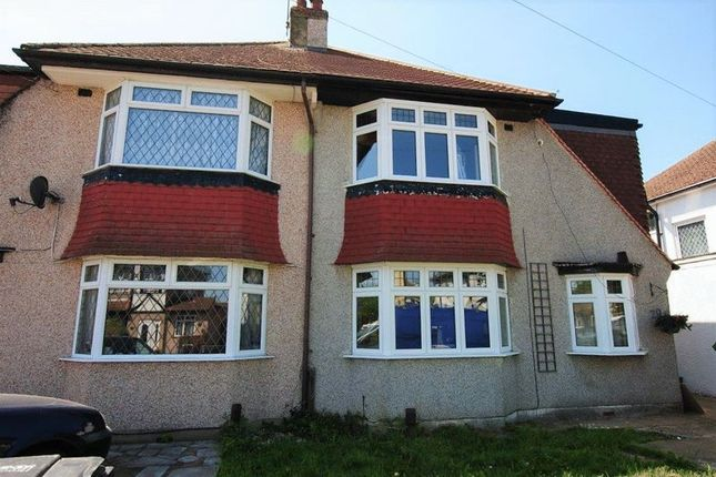Thumbnail Semi-detached house for sale in Inwood Avenue, Old Coulsdon, Coulsdon