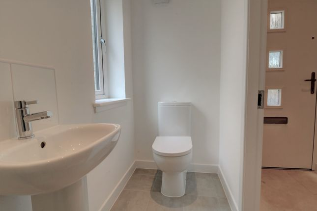 Cloakroom WC of Foggyley Gardens, Dundee DD2
