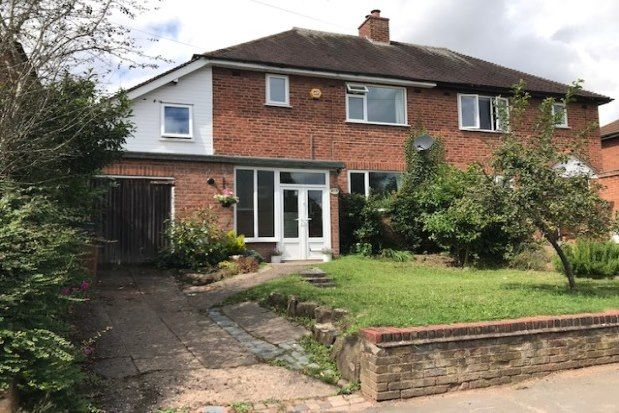 Thumbnail Semi-detached house to rent in Schoolfields Road, Lichfield
