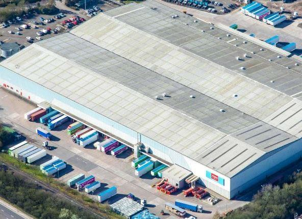 Thumbnail Industrial for sale in Big Box 24, Huntworth Business Park, North Petherton, Bridgwater, South West