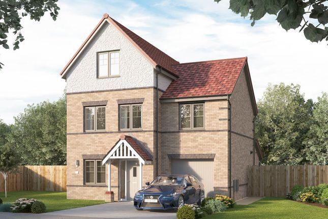 4 bed detached house for sale in Highfield Villas, Doncaster Road, Costhorpe, Worksop S81