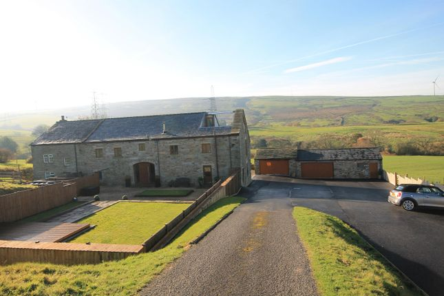 Thumbnail Barn conversion for sale in Rossendale Avenue, Burnley
