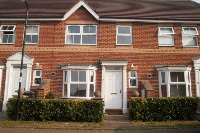 Thumbnail Terraced house for sale in Baler Close, Lang Farm, Daventry