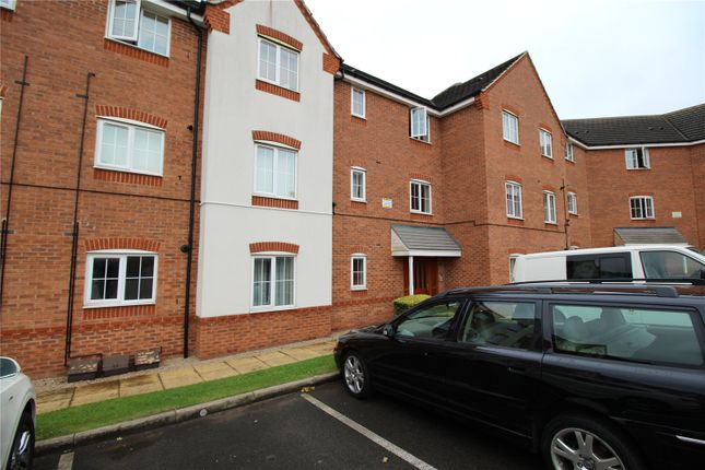 Thumbnail Flat to rent in Walker Road, Walsall, West Midlands