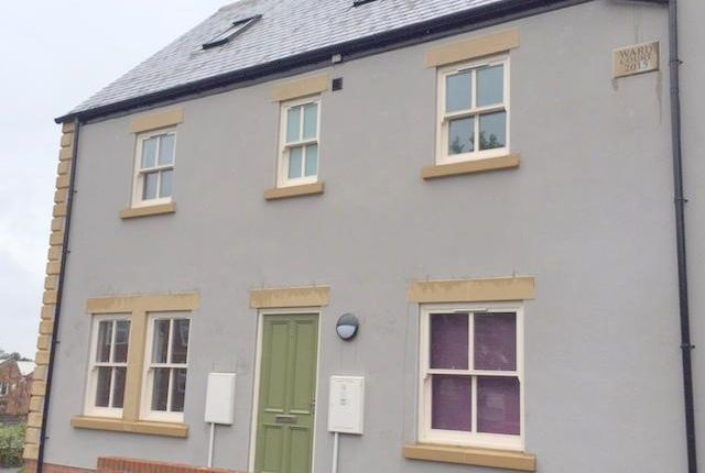 Thumbnail Detached house to rent in Ward Court, Neville's Cross, Durham