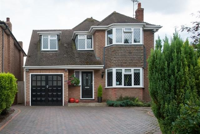 Thumbnail Detached house for sale in Russell Bank Road, Four Oaks, Sutton Coldfield