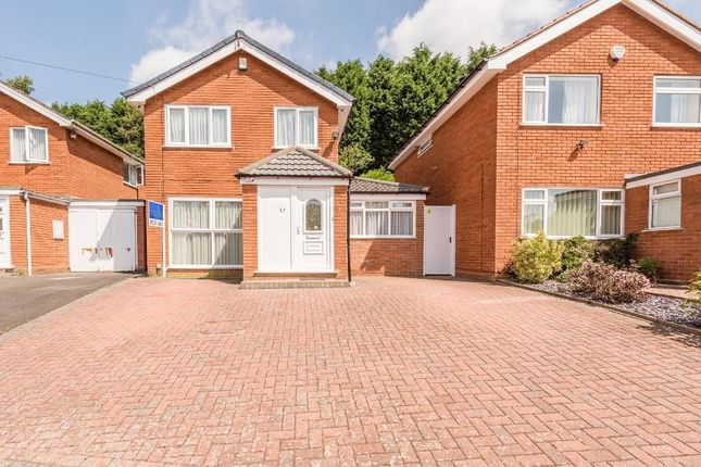 Thumbnail Detached house for sale in Wentworth Way, Harborne, Birmingham