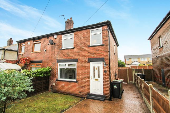 Thumbnail Semi-detached house to rent in Swinnow Crescent, Stanningley, Pudsey
