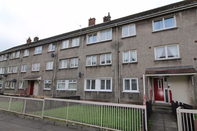 Thumbnail Flat to rent in Langloan Place, Coatbridge, North Lanarkshire