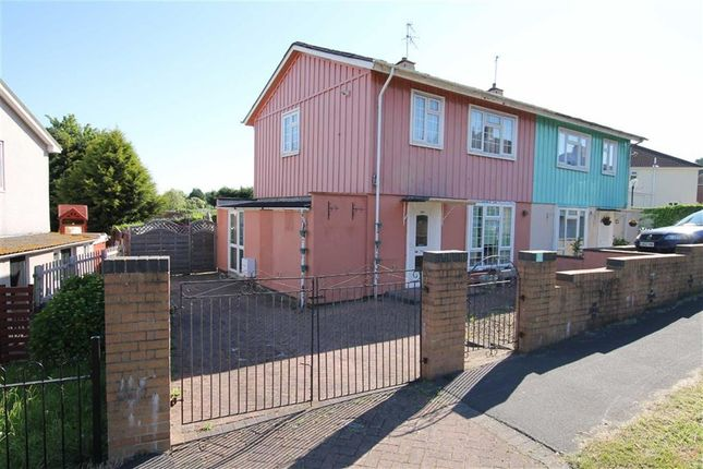 Thumbnail Semi-detached house for sale in St Marys Road, Shirehampton, Bristol