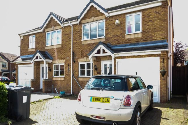 Thumbnail Semi-detached house to rent in Smallwood Close, Pype Hayes, Erdington