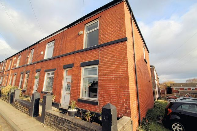 Terraced house for sale in Higher Ainsworth Road, Radcliffe, Manchester