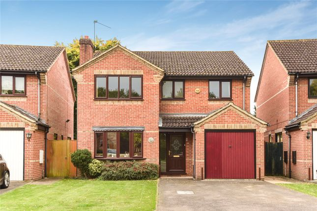 Thumbnail Detached house for sale in Riverdene Drive, Winnersh, Wokingham, Berkshire