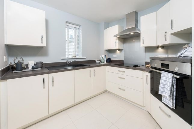 Typical Kitchen of 1 – 5 Lindsay Road, Poole BH13