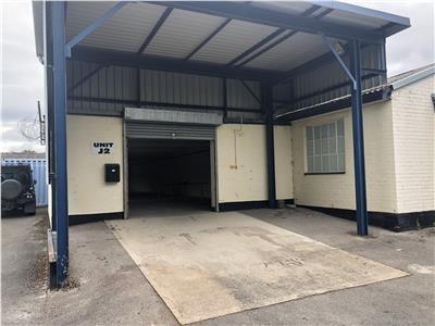 Light industrial to let in Units At Bryn Business Centre, Bryn Lane, Wrexham Industrial Estate, Wrexham, Wrexham