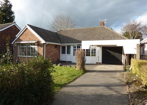 Thumbnail Detached bungalow for sale in Sophia Avenue, Scartho, Grimsby