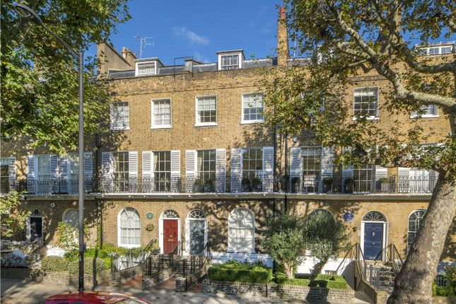 Thumbnail Property for sale in Hamilton Terrace, St John's Wood, London