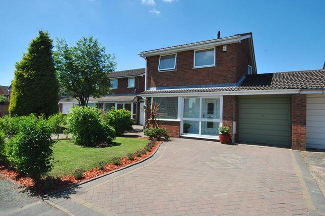 Thumbnail Link-detached house for sale in Randlay Fields, Randlay, Telford, Shropshire