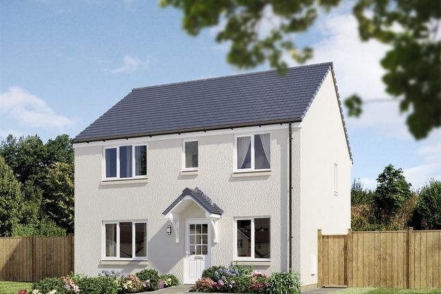 "Thumbnail Detached house for sale in ""The Thurso"" at Mugiemoss Road, Bucksburn, Aberdeen"