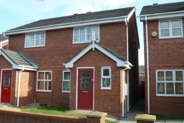 Thumbnail Mews house to rent in St Andrews Court, Crewe, Cheshire
