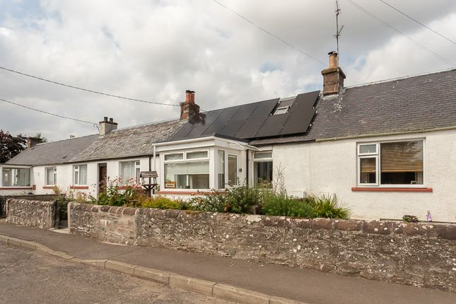 Thumbnail End terrace house for sale in 6 Airlie Place, Alyth