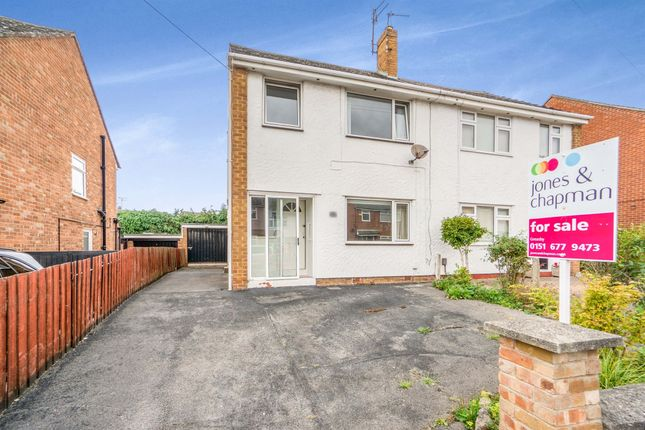 Thumbnail Semi-detached house for sale in Slingsby Drive, Upton, Wirral