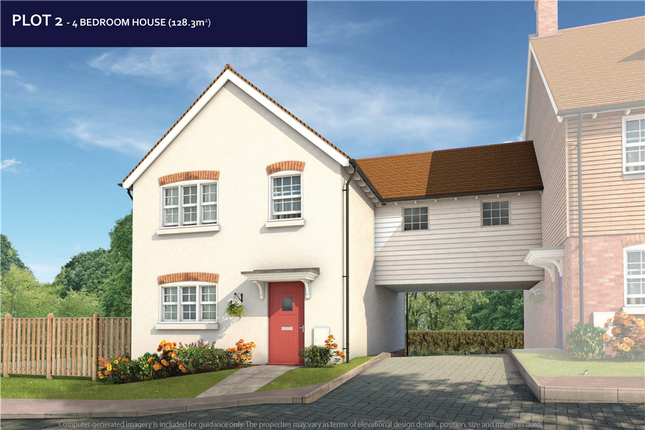 Thumbnail Detached house for sale in Maidstone Road, Lenham, Kent