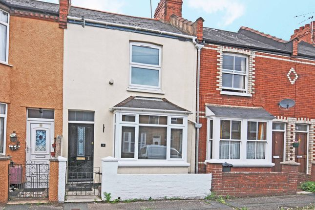 Thumbnail Terraced house to rent in Fords Road, St. Thomas, Exeter