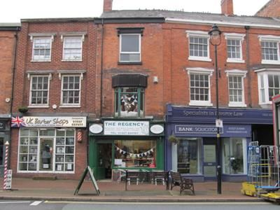 Thumbnail Retail premises for sale in The Regency Cafe, 40 High Street, Bromsgrove