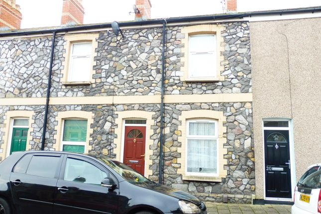 Zinc Street, Roath, Cardiff CF24