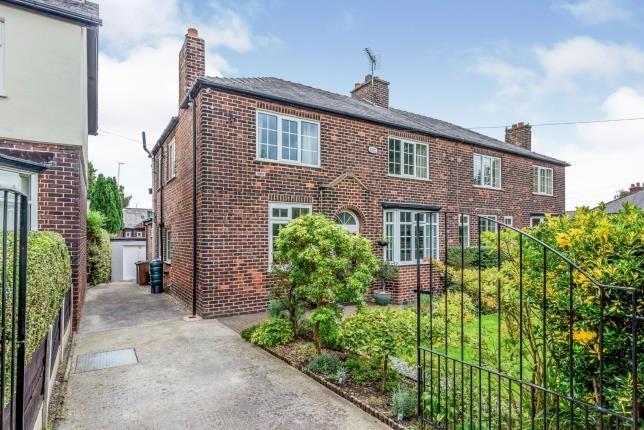 Thumbnail Semi-detached house for sale in Fairfield Avenue, Droylsden, Greater Manchester