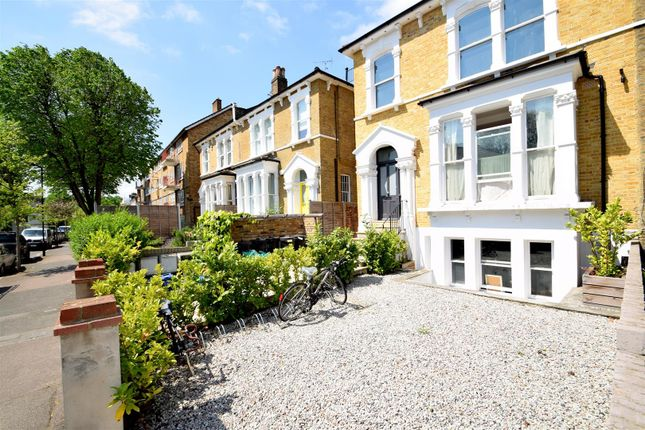 Thumbnail Maisonette to rent in Evering Road, London
